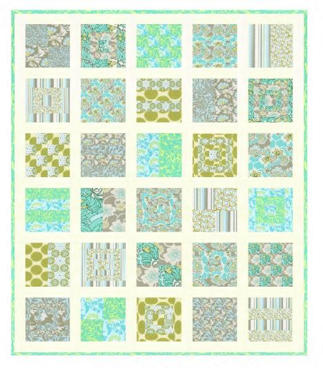 Ivory Sashing (Amy Butler Solids)