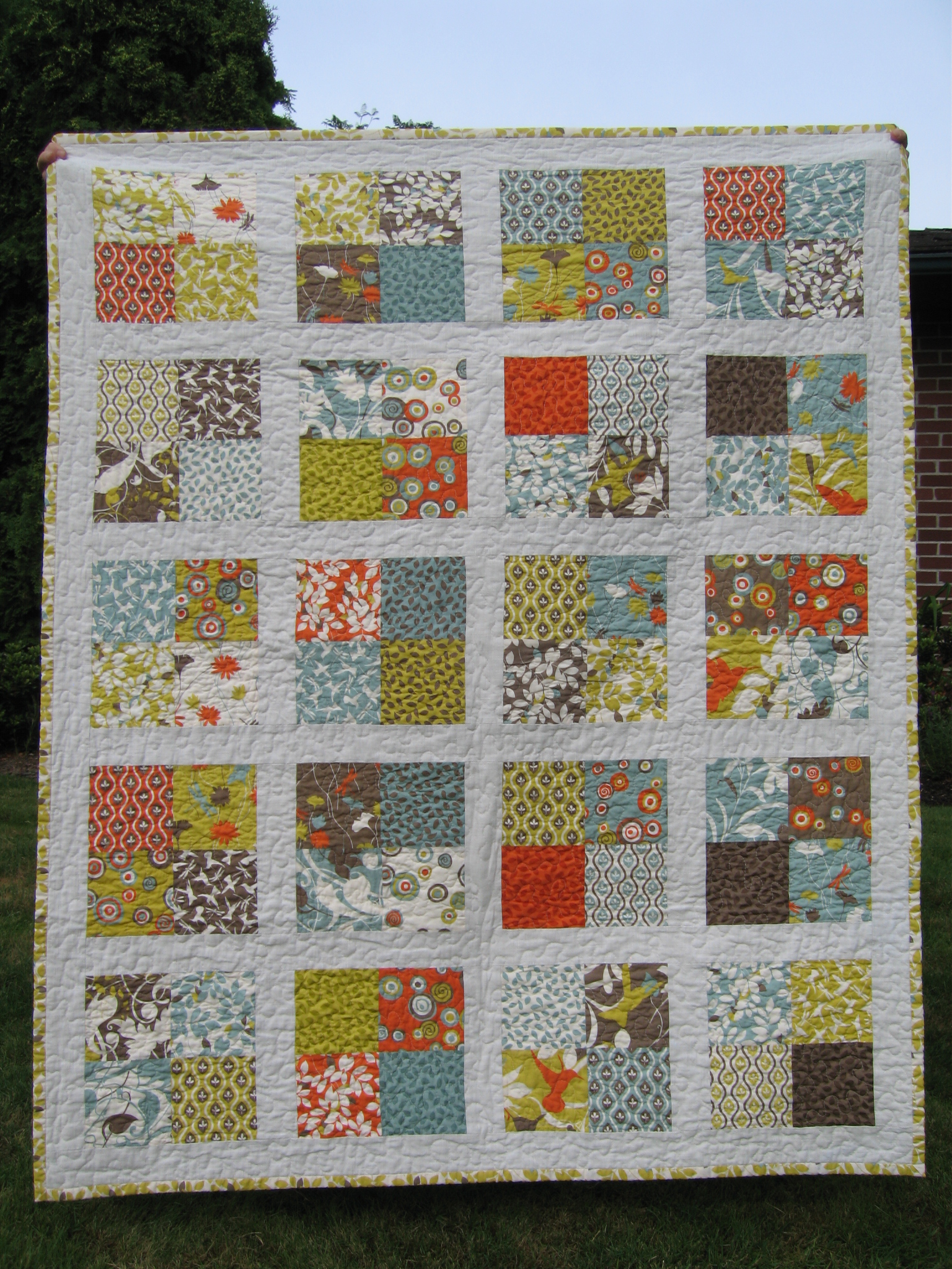 Updated: Baby Boy Quilts for Quilt Festival 2009