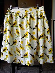 Dacia Ray - Free Skirt Pattern