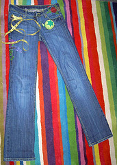 Dacia Ray - How to Hem Jeans