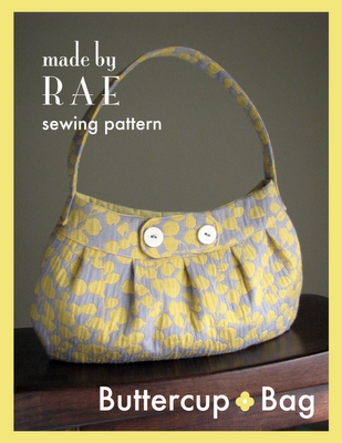 Made By Rae - Buttercup Bag Pattern