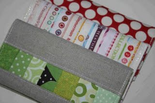 Crazy Mom Quilts - Checkbook Covers