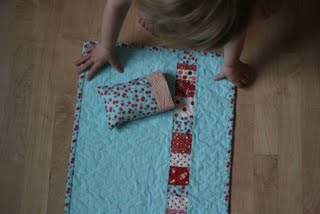 Crazy Mom Quilts - Doll Bedding
